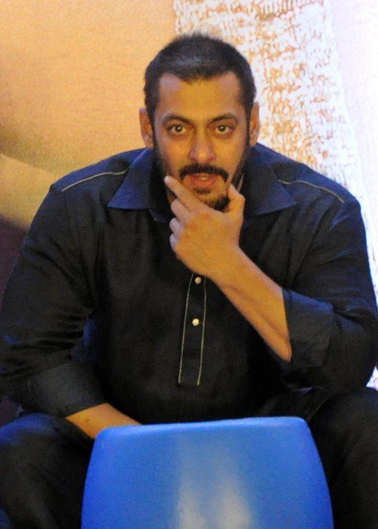 Salman Khan (Image Courtesy: Ashish Vaishnav / Indus Images)