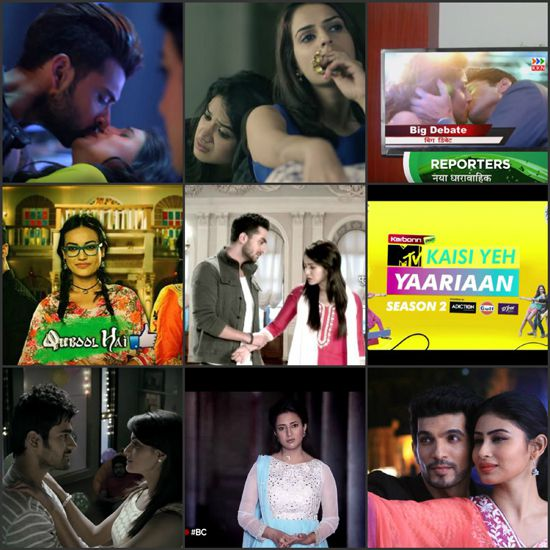Indian TV - TV Shows That Made The Maximum Headline In 2015