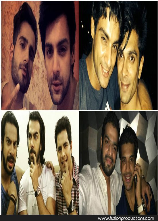 Meet All The Karans Of TV In One Frame - Top 13 Clicks Of TV's Karans