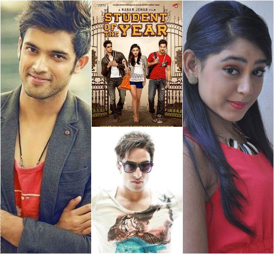 Parth Samthaan, Aly Goni and Niti Taylor