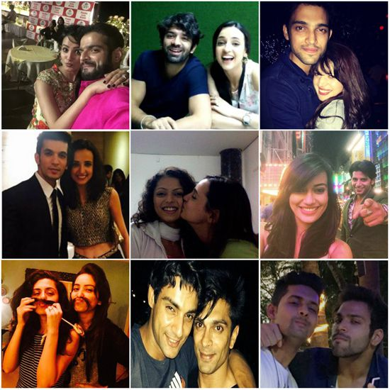 Being Friends - Meet The BFFs Of Television Off The Screen