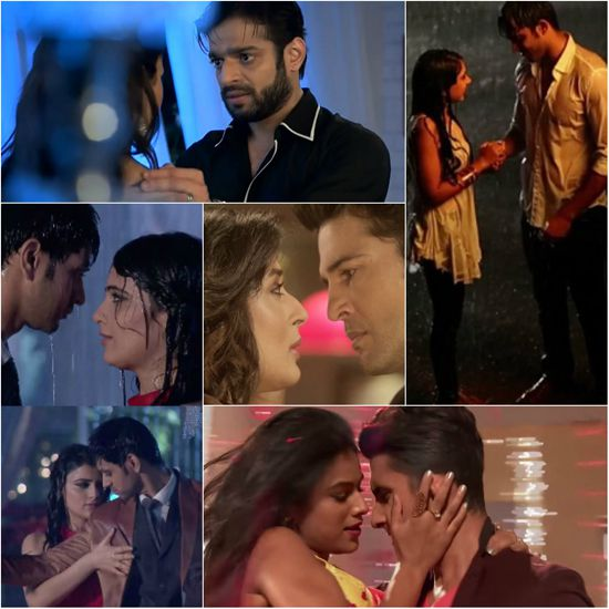 The Top 5 Most Romantic And Bold Moments On TV