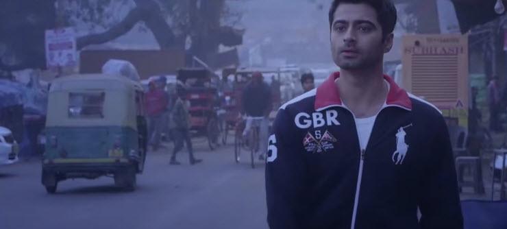 Harshad Arora in Dahleez