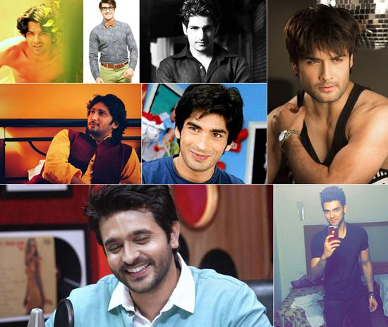 Who Would You Rank As #1 For TV's Sexiest Male Actor Of May 2016?
