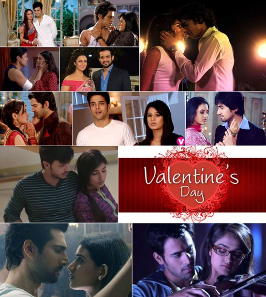 Which On-Screen Couple Would You Like To See Celebrating Valentine's