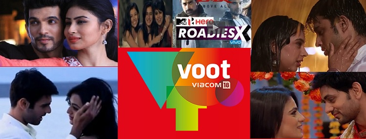 Now Watch All Colors And MTV Shows On VOOT Instead Of