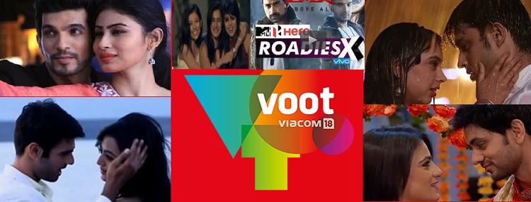 Voot App Of Viacom 18