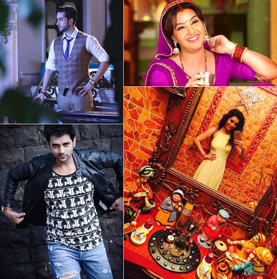 Indian TV - Top 10 Buzz Of The Week That Went By