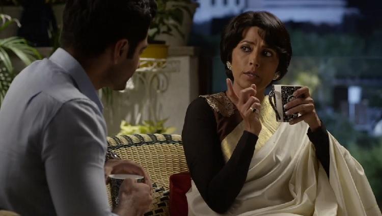 Meghna Malik In Dahleez