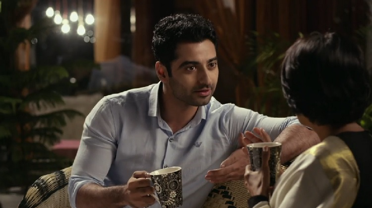 Harshad Arora In Dahleez