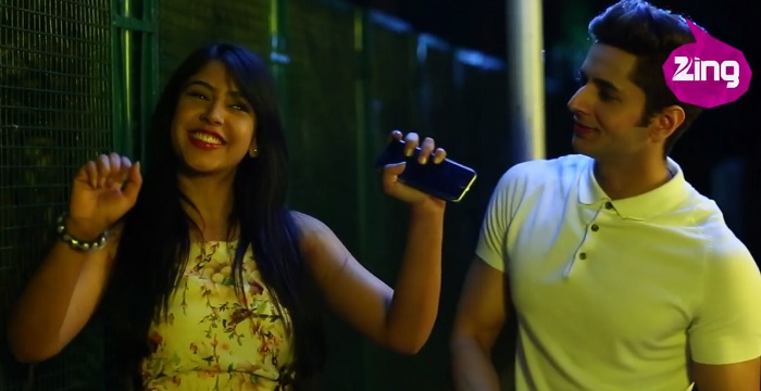 Niti Taylor And Siddharth Gupta