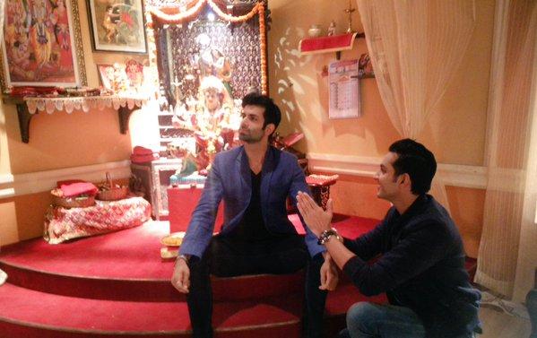 Ranjit Singh And Namik Paul
