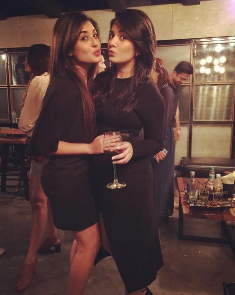 Pooja Gor And Kritika Kamra