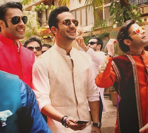 Karan Patel, Aly Goni And Sangram Singh