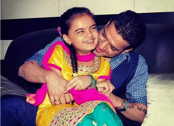 Karan Patel And Ruhaanika Dhawan