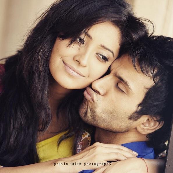 Asha Negi And Rithvik Dhanjani