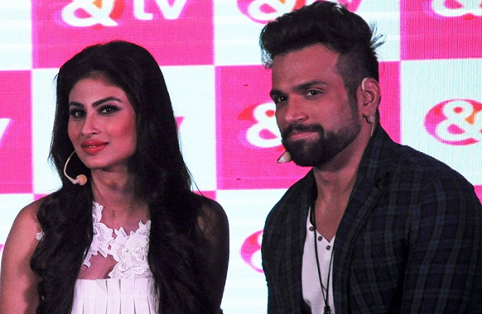 Rithvik Dhanjani And Mouni Roy