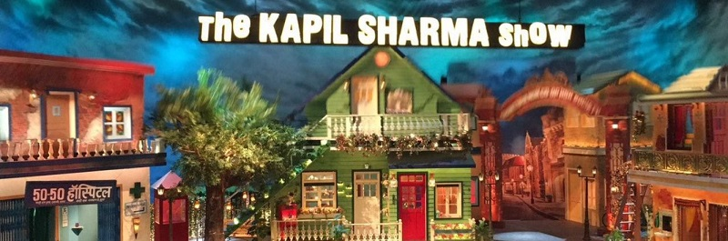 The Sets Of The Kapil Sharma Show