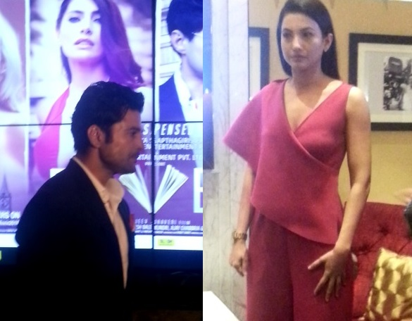 Rajeev Khandelwal And Gauahar Khan Launch The Trailer Of Their Film Fever – WATCH VIDEO