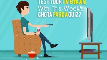 TV Gyaan - Chota Parda Quiz