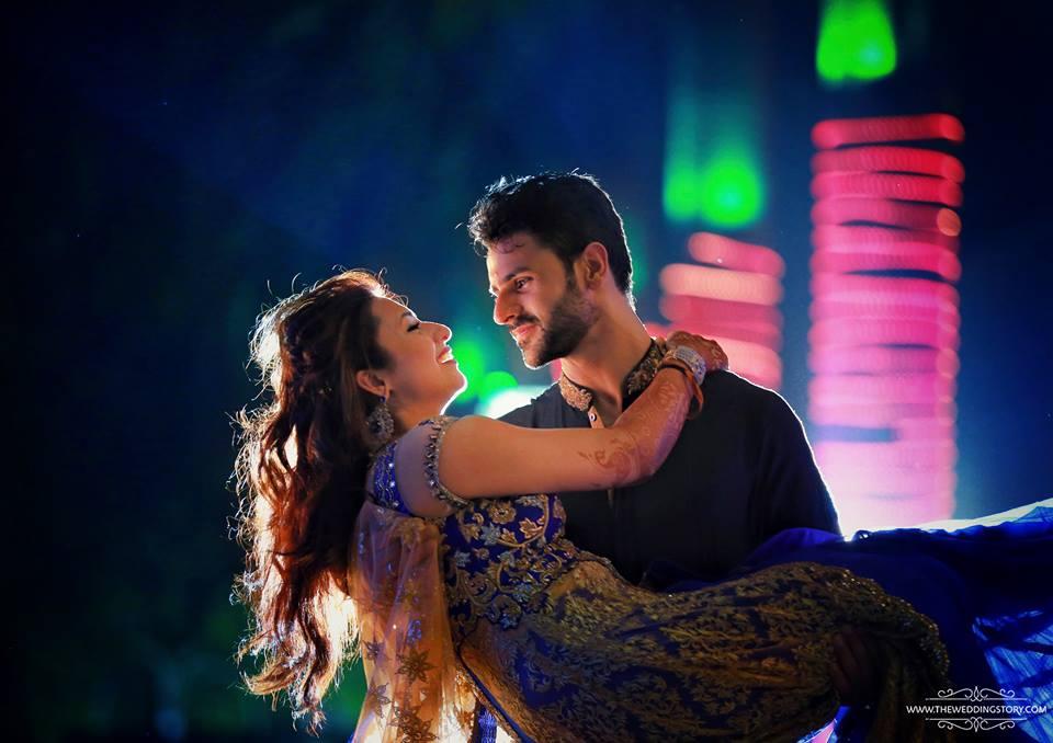 Divyanka Tripathi and Vivek Dahiya 1