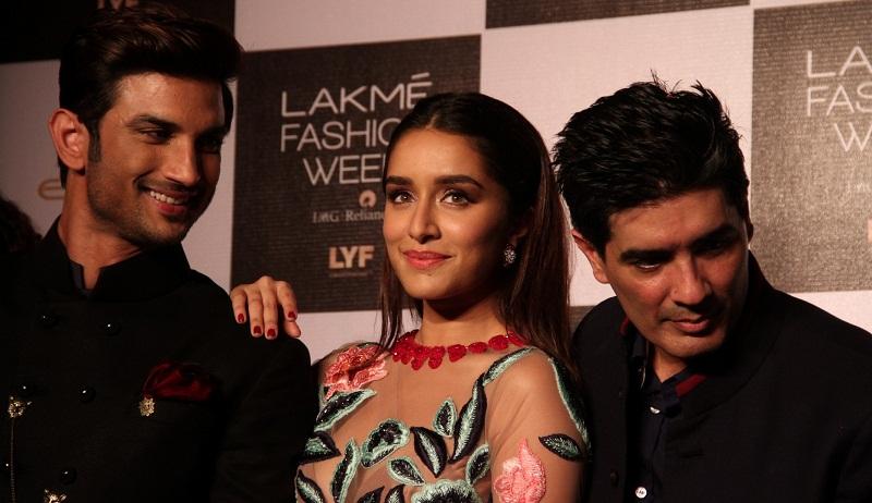 Sushant Singh Rajput, Shraddha Kapoor, Shilpa Shetty At