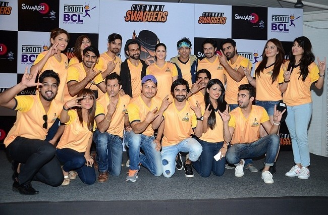 Chennai Swaggers - Box Cricket League