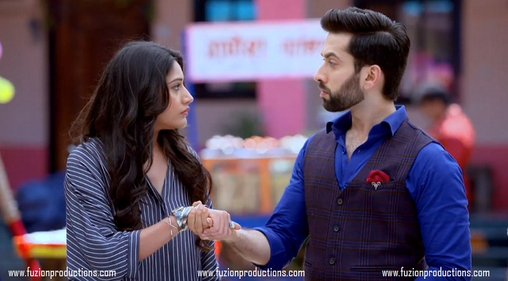 Nakuul Mehta And Surbhi Chandna As Shivaay And Anika In Ishqbaaz