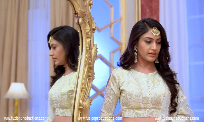 Anika-From-Ishqbaaz-6 Western Wedding Dresses Short