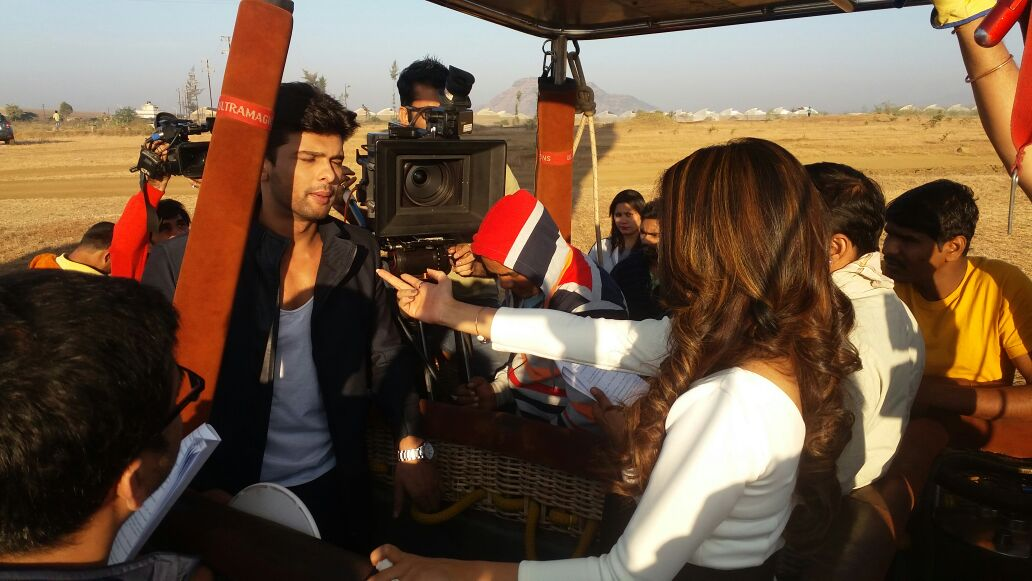 Kushal Tandon And Jennifer Winget