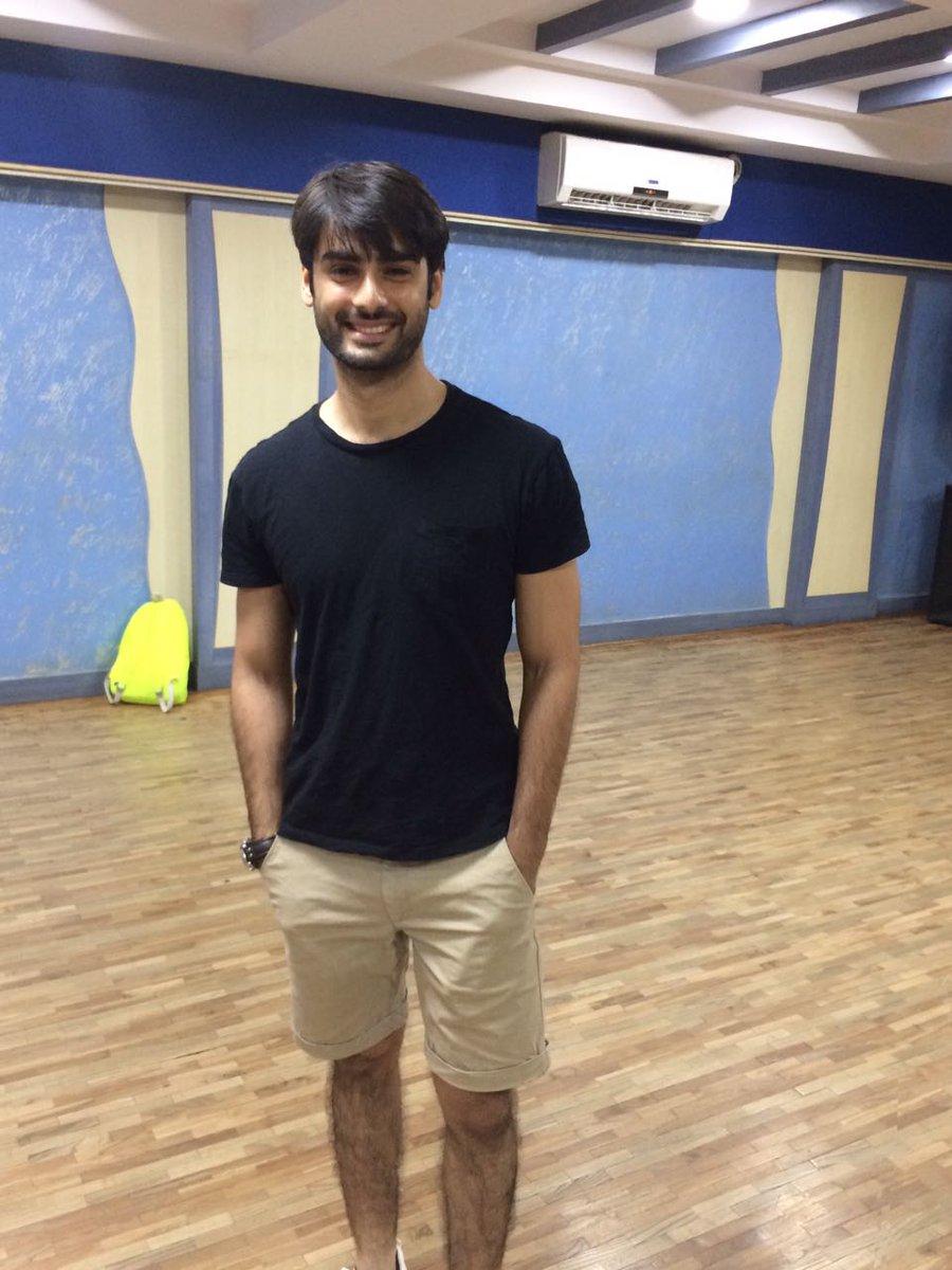Varun Kapoor At ITA Rehearsals