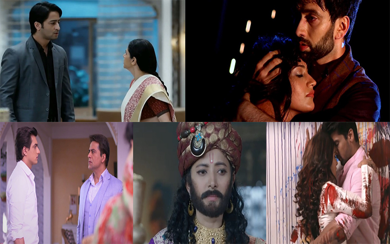 Indian TV : Top 5 Head Turning Moments From Yesterday's Episodes