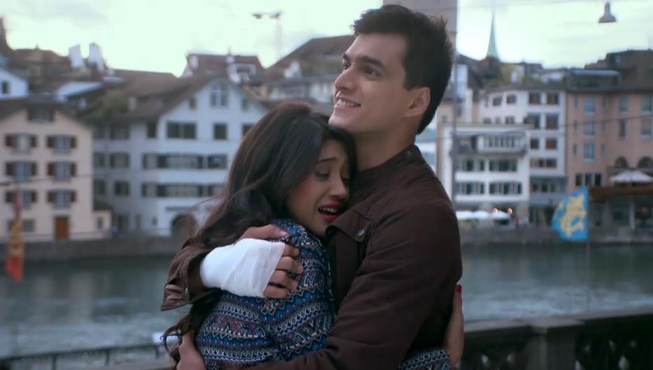 Yeh Rishta Kya Kehlata Hai - Top 12 Romantic Scenes Of KaiRa In 2016