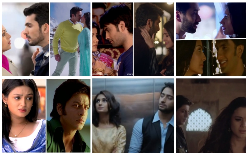 Bollywood songs to tellywood couples