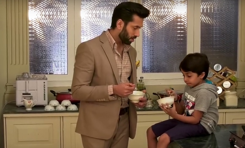 Shivaay And Saahil In Ishqbaaz