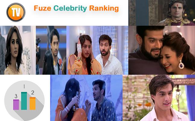 Television Celebrity Ranking Week 5 2018... - TRP of ...