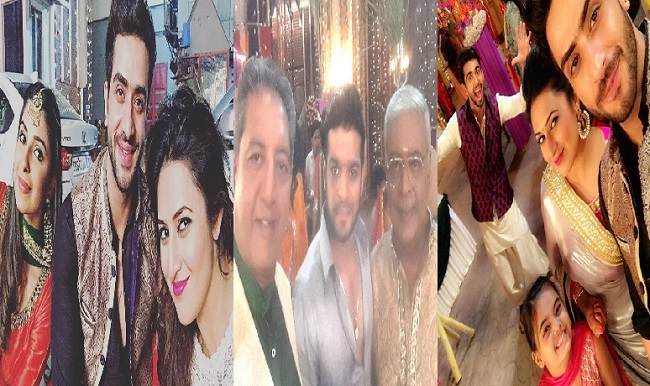 Ye Hai Mohabbatein : The On Screen Lohri Celebrations – The Off Screen Album