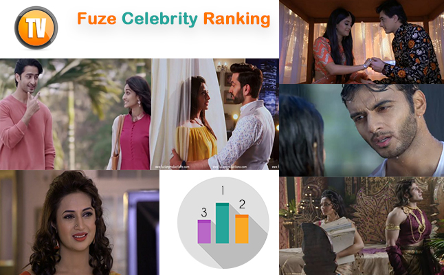 Television Celebrity Ranking Week 42 2018 Coming soon ...