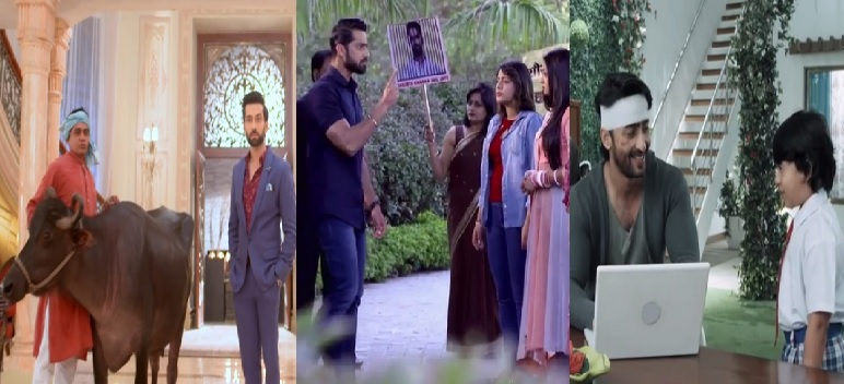 Indian TV : Top 3 Funniest Scenes In Daily Soaps Recently! – IN PICS