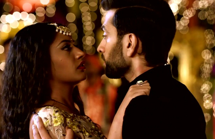 Shivaay And Anika In Ishqbaaz