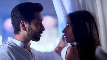 Shivaay And Anika In Ishqbaaz