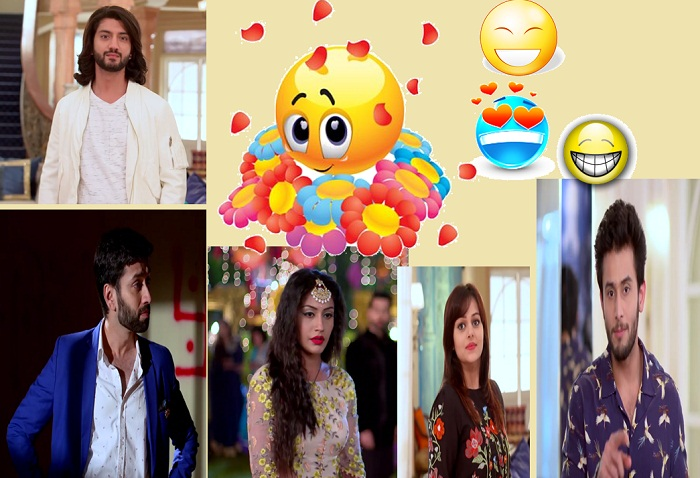 Ishqbaaz : Equating And Dedicating Emotion Icons To Your Beloved