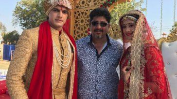 Mohsin Khan, Rajan Shahi And Shivangi Joshi