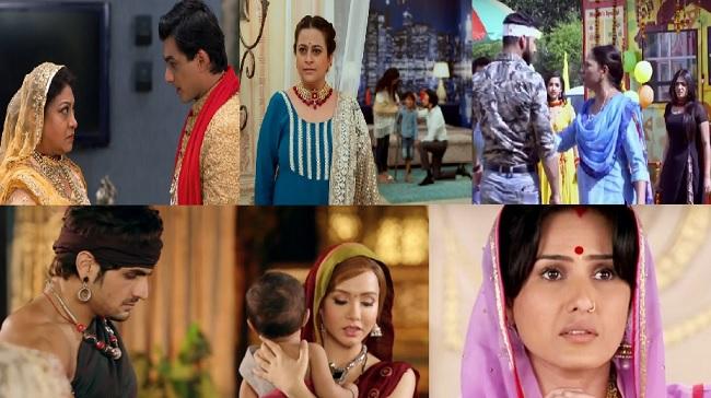 Indian TV : Meet The IN-HOUSE Pyar Ke Dushman Of Small Screen!