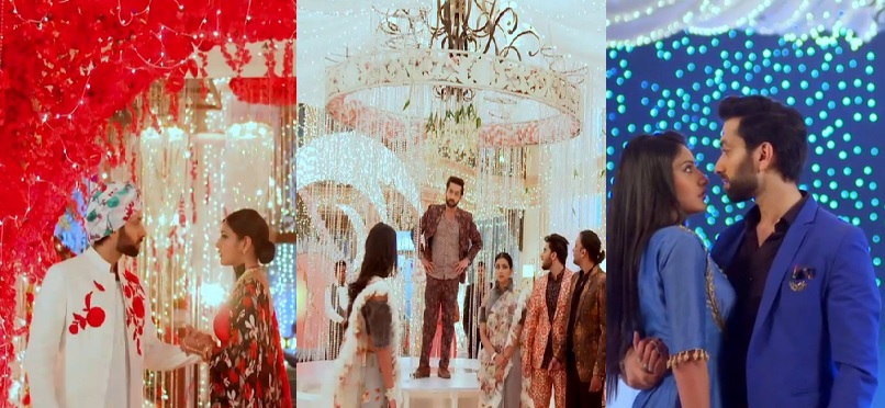 Ishqbaaz : Here's How The Show Co-Ordinates Art Direction, Fashion And DOP Matching The Standards Of 70 MM Screen!