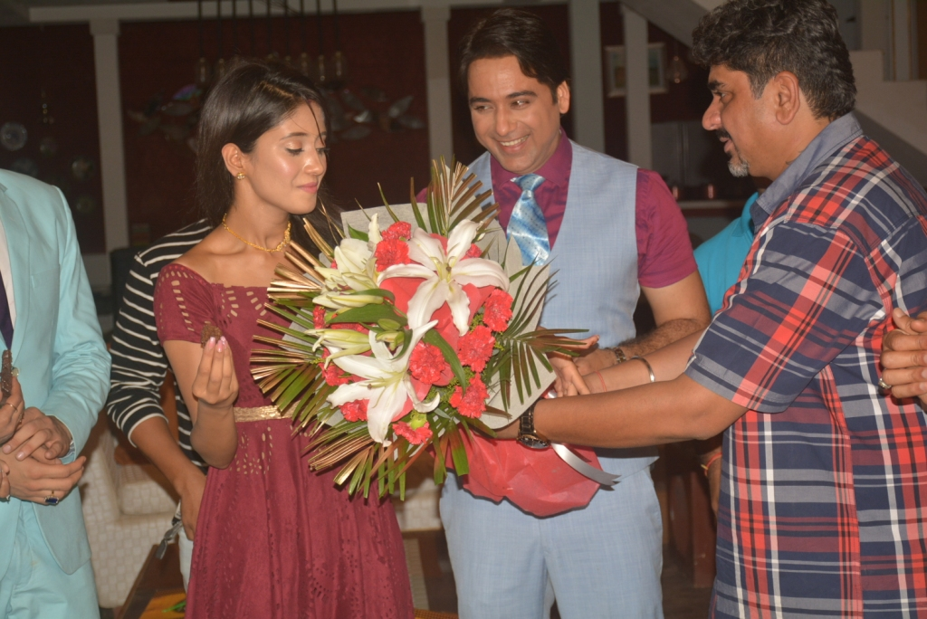 Shivangi Joshi's Birthday Celebration