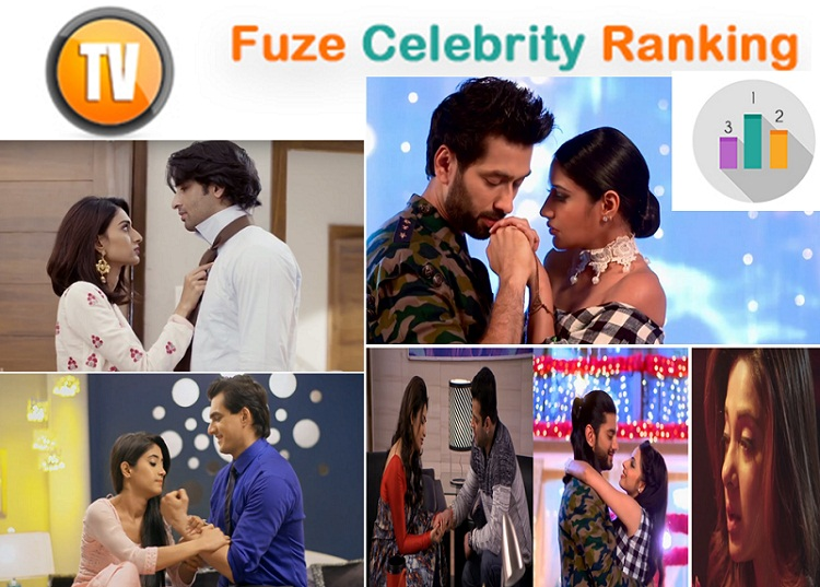 Television Celebrity Ranking Week 37 2018 Coming soon ...