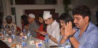 Iftaar Party On The Sets Of Yeh Rishta Kya Kehlata Hai