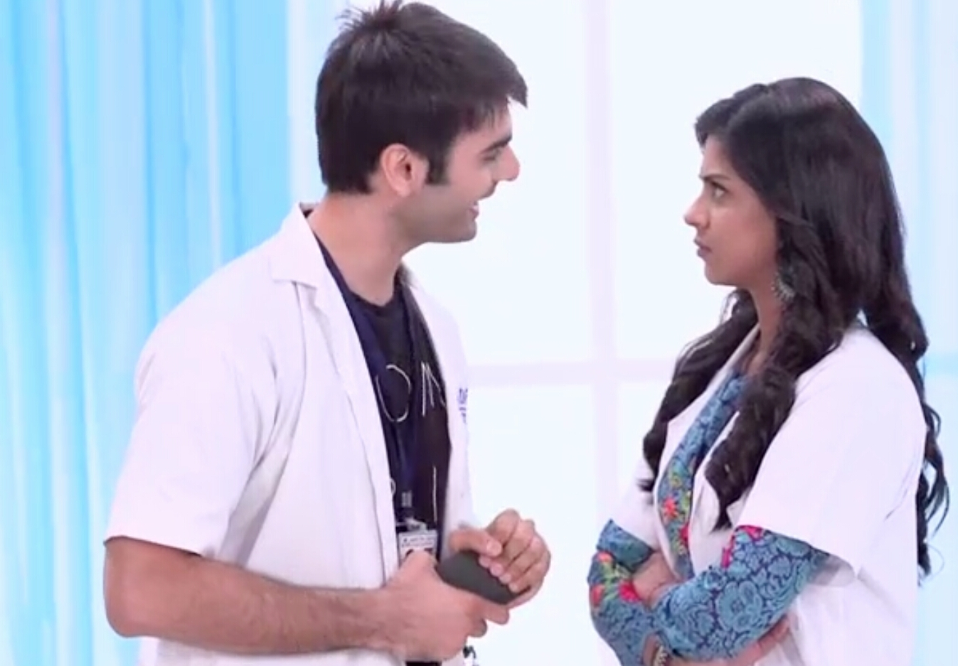 Veer And Saanchi From Savitri Devi College And Hospital