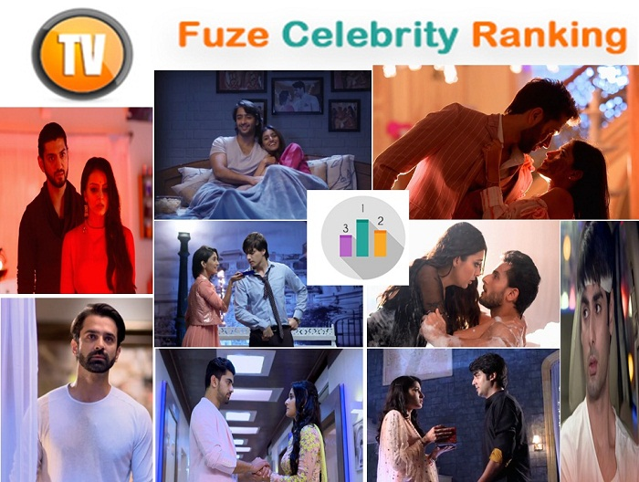 Tv celebrity ranking popularity